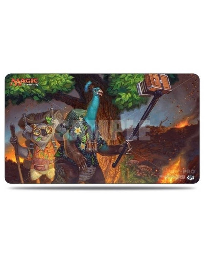 Wizards of the Coast Magic The Gathering: Unstable ' Selfie Preservation' V2 Playmat