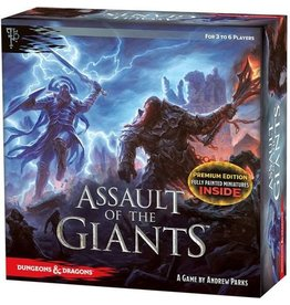 Wizkids Assault Of The Giants (Premium Edition)