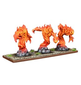 Mantic Games Fire Elemental Regiment