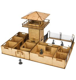 Mantic Games The Prison Scenery Set