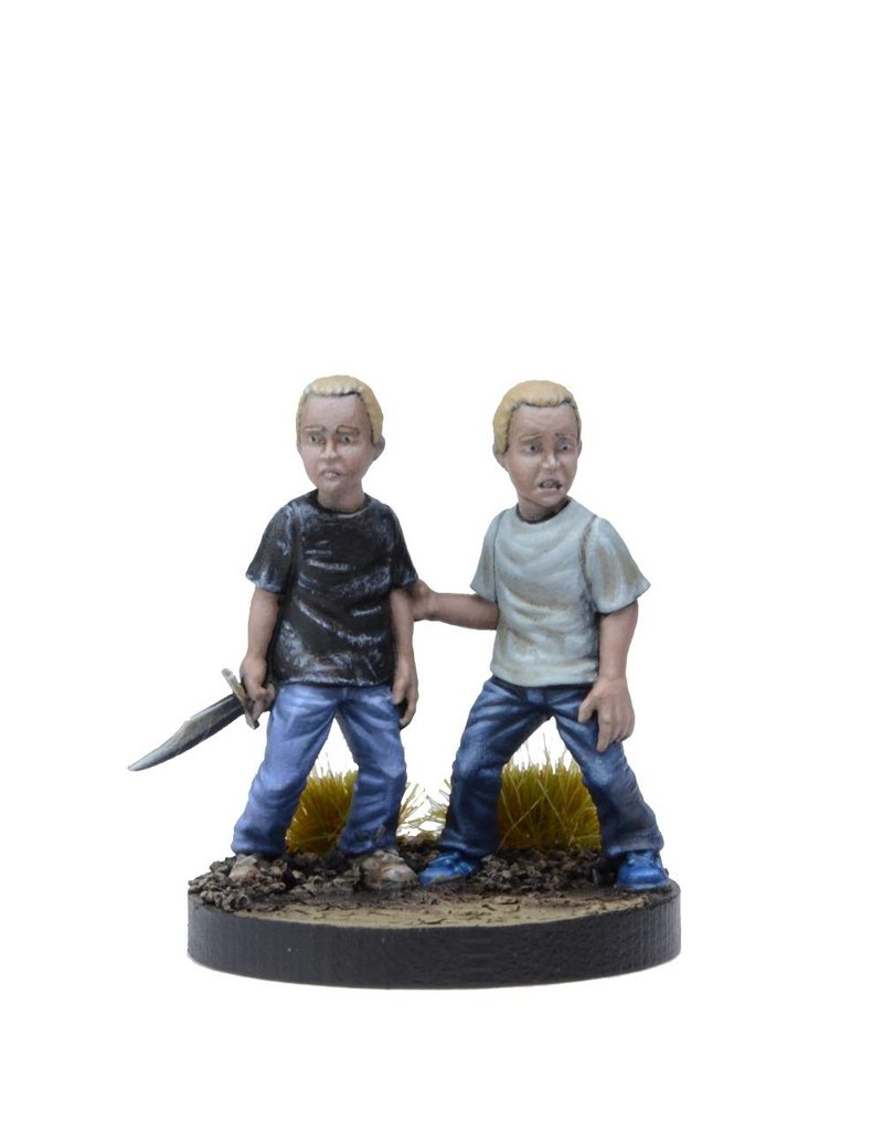 Mantic Games The Walking Dead: Andrea, Prison Sniper Booster