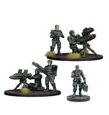 Mantic Games Deadzone: GCPS Faction Booster