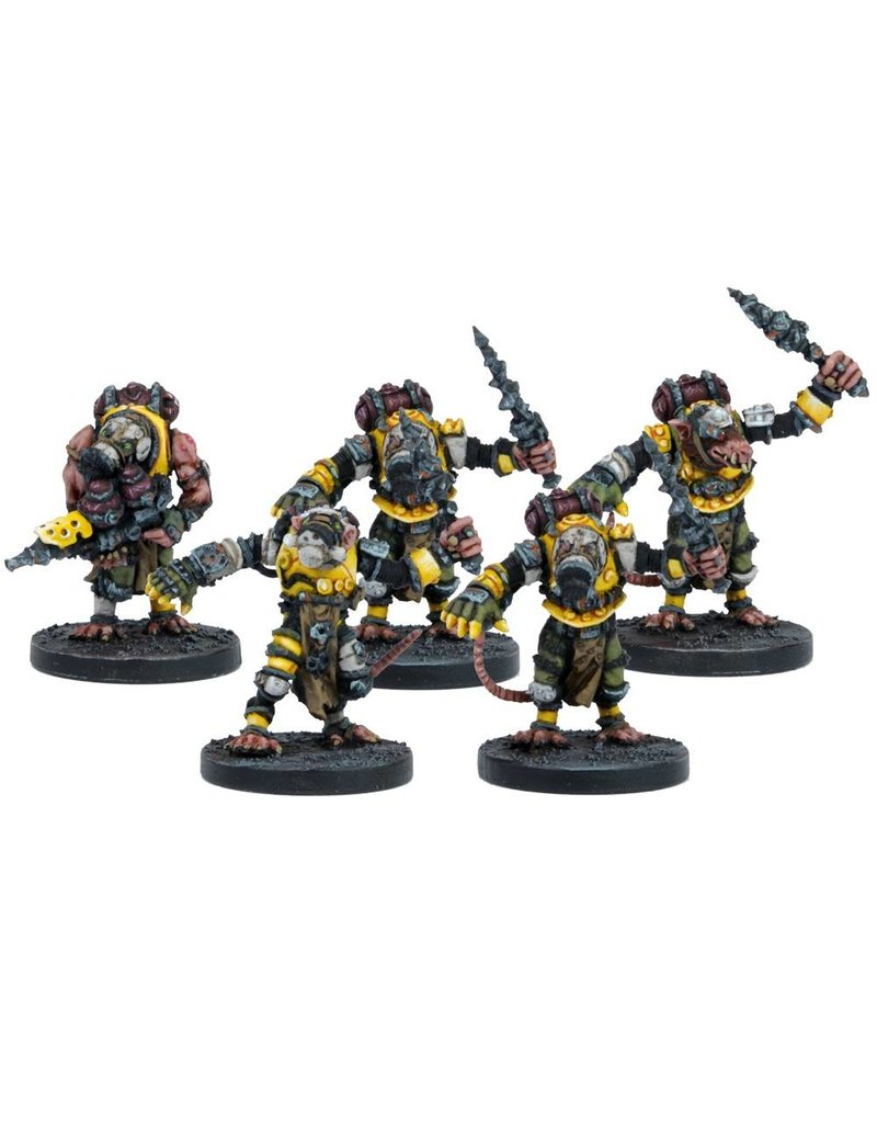 Mantic Games Warpath: Veer-myn Reserve Force