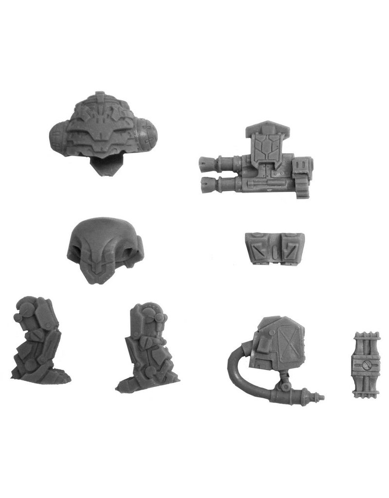 Mantic Games Warpath / Deadzone: Forge Father Doomstorm Pattern Iron Ancestor