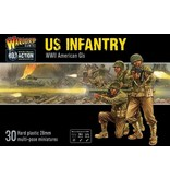 Warlord Games US Infantry Squad Box set