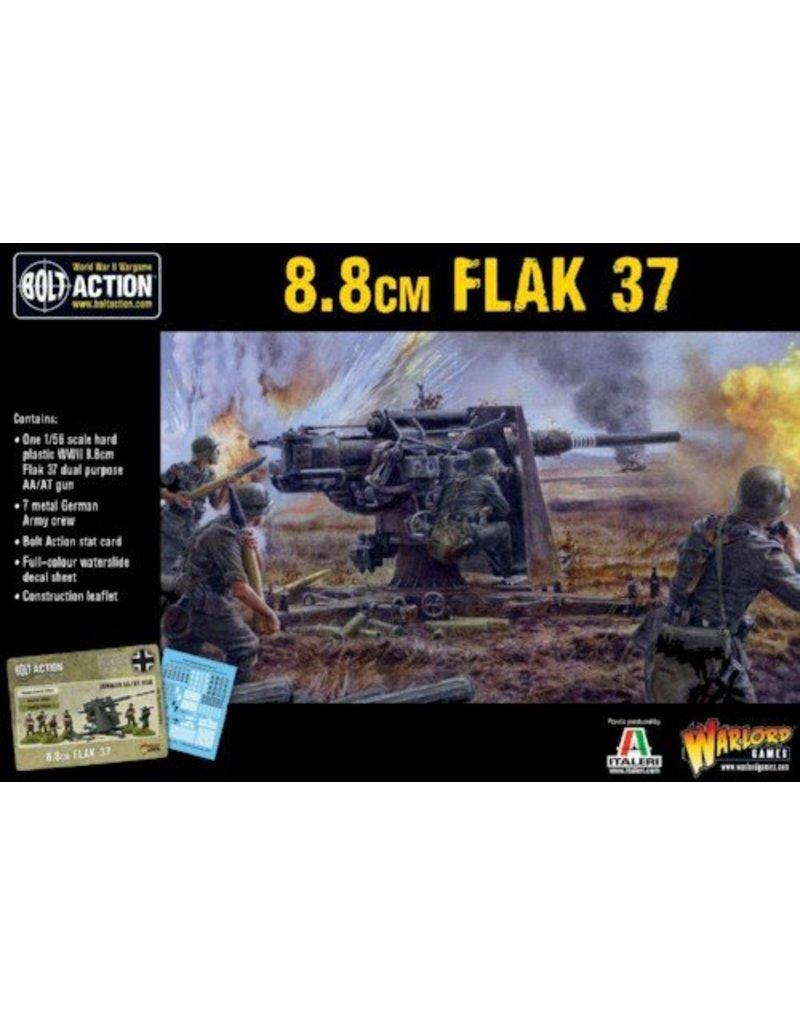 Warlord Games German Flak 37 8.8cm Cannon Box Set