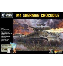 Warlord Games Sherman Crocodile Flamethrower Tank