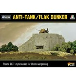 Warlord Games Anti-Tank Flak Bunker Box Set