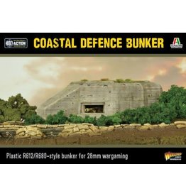 Warlord Games Coastal Defence Bunker