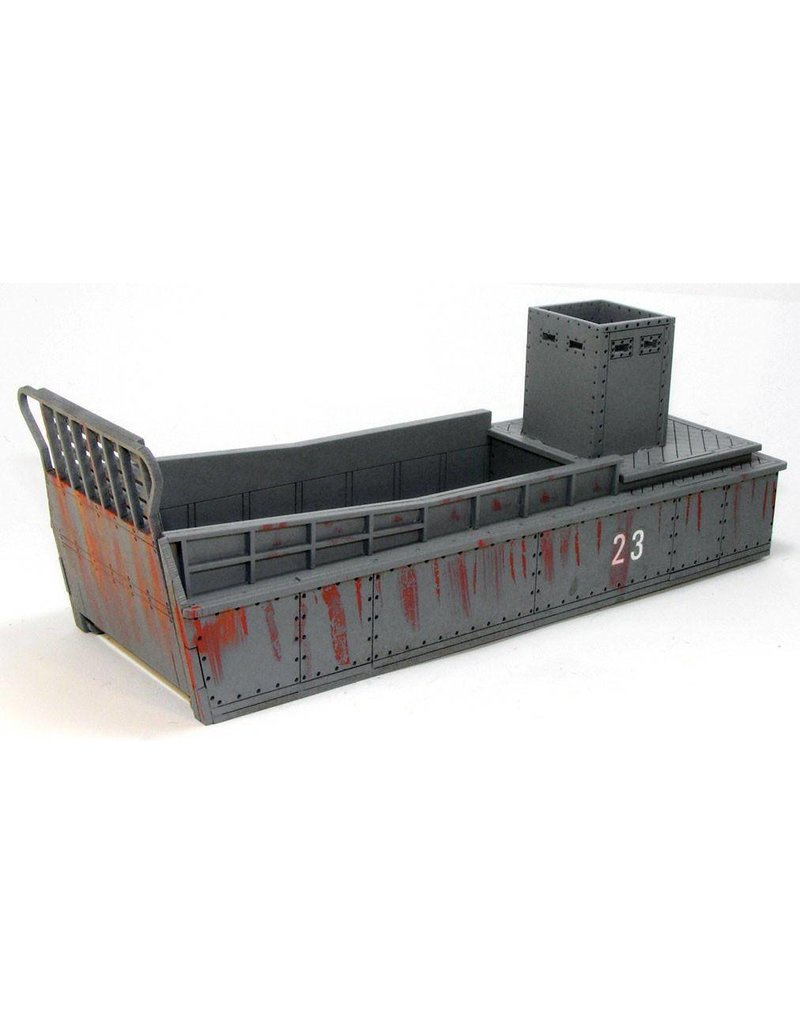 Warlord Games US Landing Craft Mechanized MDF Kit