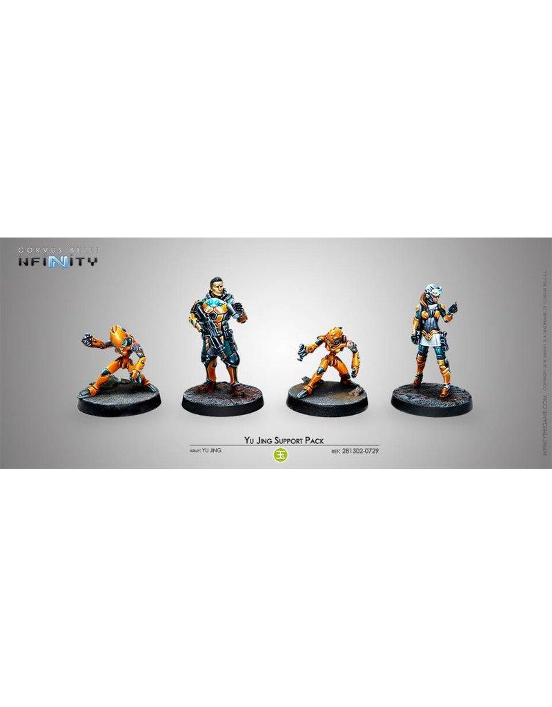 Corvus Belli Yu Jing Support Pack (repack)