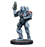 Mantic Games Warpath / Deadzone: Enforcer Command