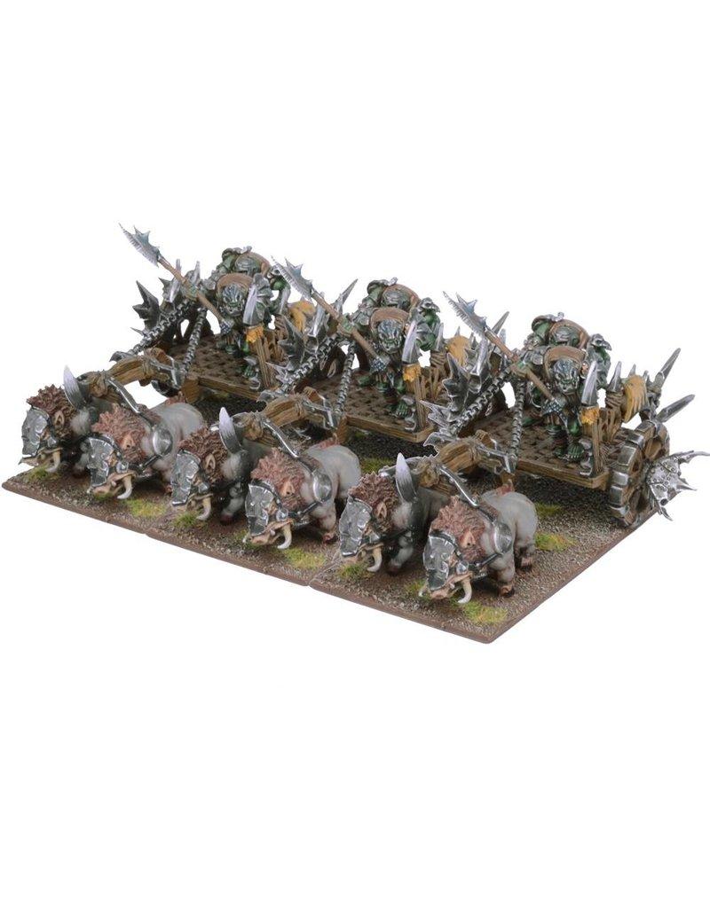Mantic Games Orcs: Mega Army (Re-pack) Box Set