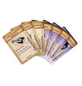 Mantic Games Artefact & Spell Cards