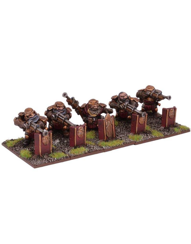 Mantic Games Dwarfs: Mega Army (Re-pack)