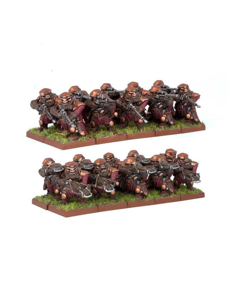 Mantic Games Dwarfs: Starter Army (Re-pack)