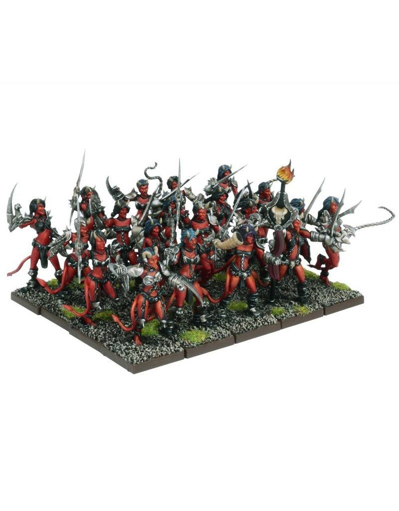 Mantic Games Forces of the Abyss Mega Army (Re-pack) Box Set