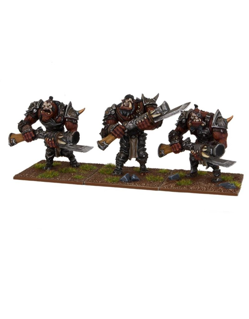 Mantic Games Ogres Starter Army Box Set