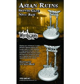 Wyrd Asian Ruins 50MM Shinto Gate