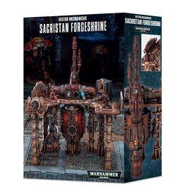 Games Workshop Sacristan Forgeshrine