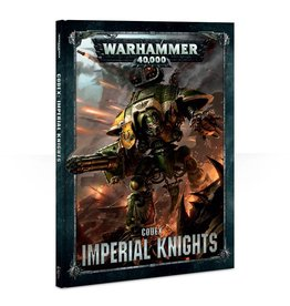 Games Workshop Codex: Imperial Knights (8th Edition)