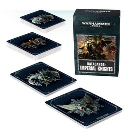 Games Workshop Datacards: Imperial Knights (8th Edition)