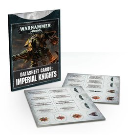 Games Workshop Datasheets: Imperial Knights (8th Edition)