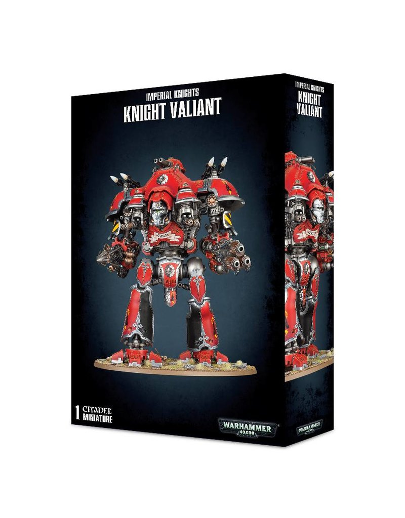 Games Workshop Imperial Knights: Knight Valiant