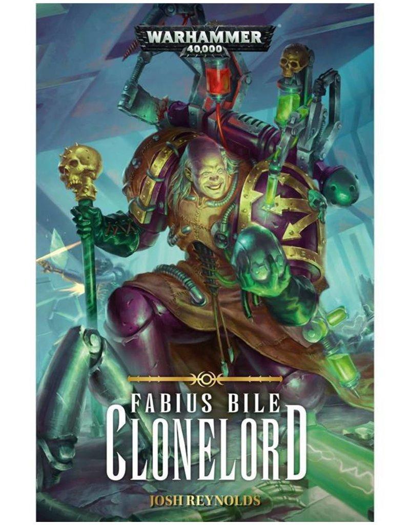 Games Workshop Fabius Bile: Clonelord (SB)