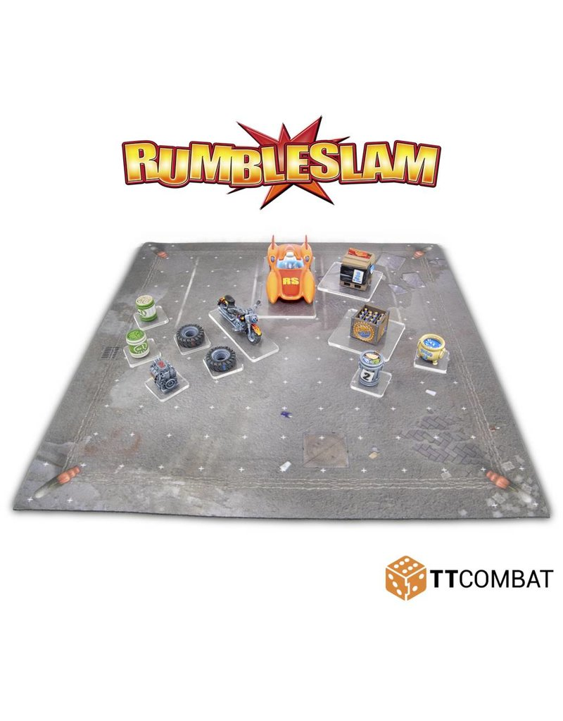 TT COMBAT Rumbleslam: Back Alley Brawl Expansion