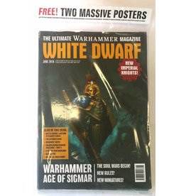 Games Workshop White Dwarf June 2018