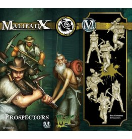 Wyrd Prospectors 2nd Edition