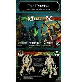 Wyrd The Undying Encounter Box 2nd Edition
