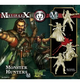 Wyrd Monster Hunters
