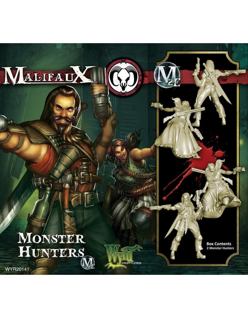 Wyrd Guild Monster Hunters
