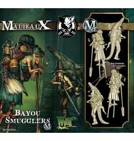 Wyrd Bayou Smugglers