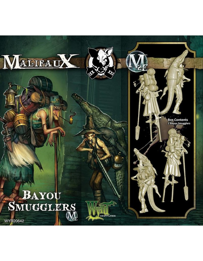 Wyrd Gremlins Bayou Smugglers
