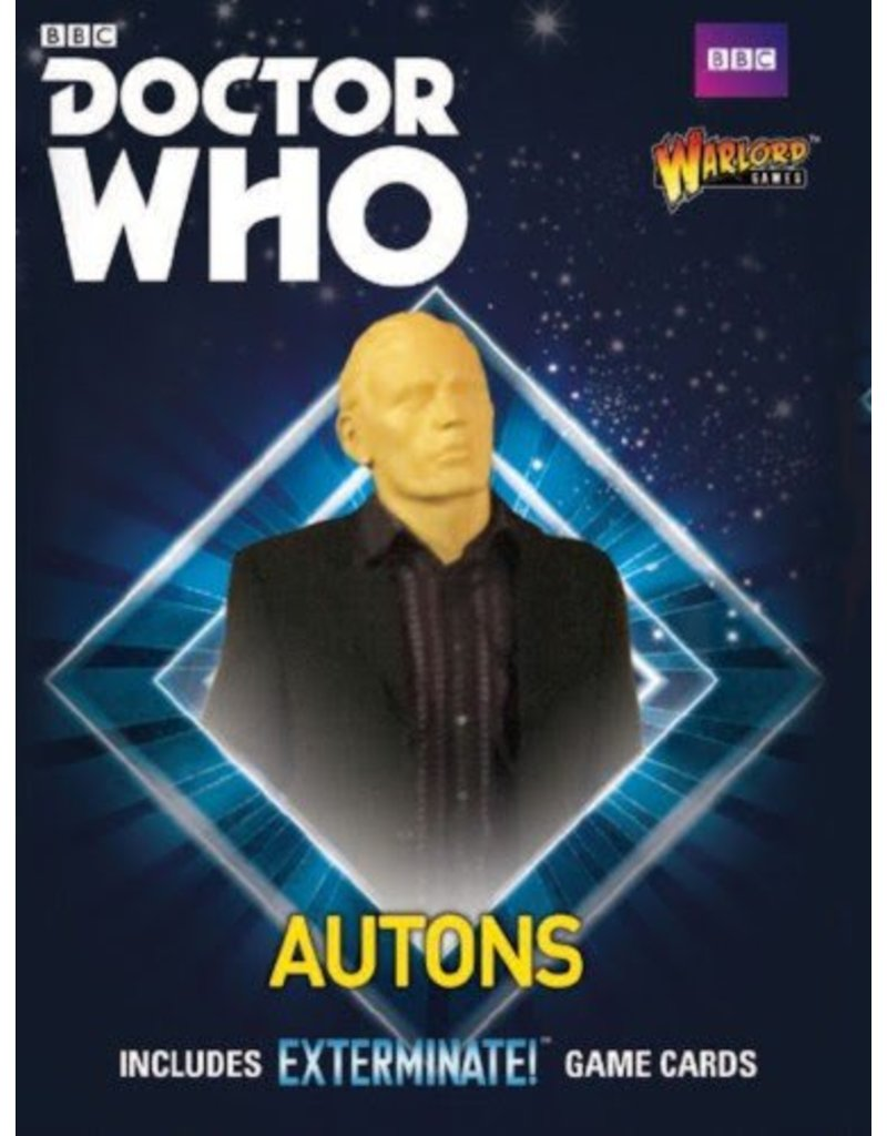 Warlord Games Doctor Who: Autons