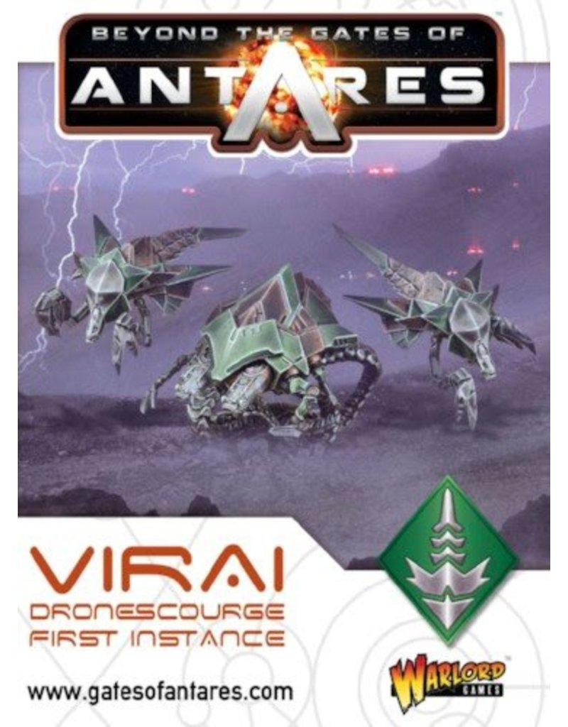 Warlord Games Virai Dronescourge First Instance