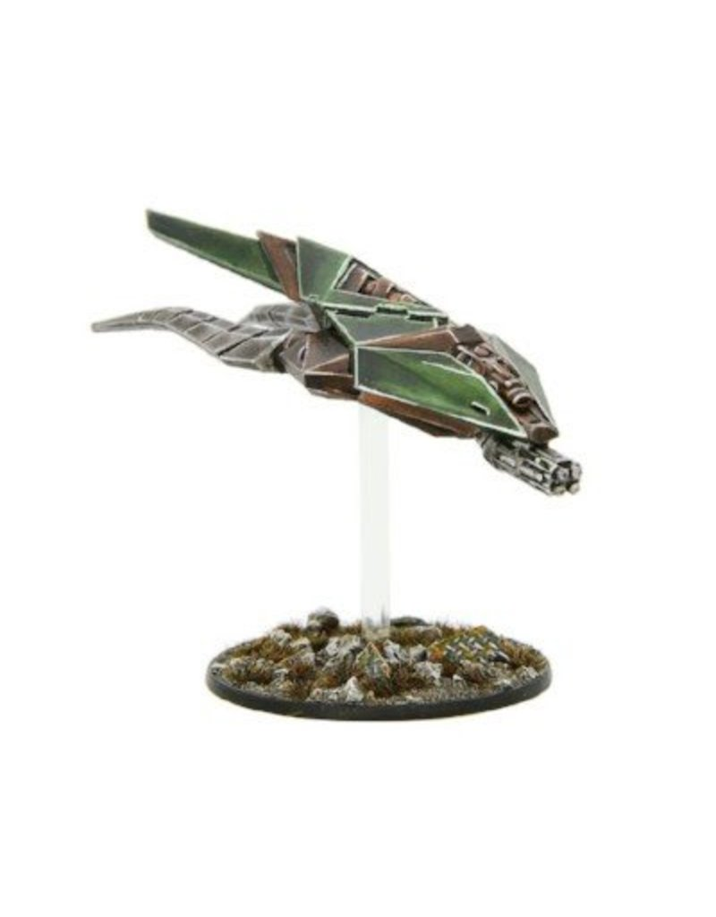 Warlord Games Virai Dronescourge Weapon drone with Flamer Array