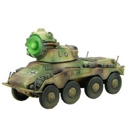 Warlord Games Sd.Kfz 234/X Puma Armoured Car