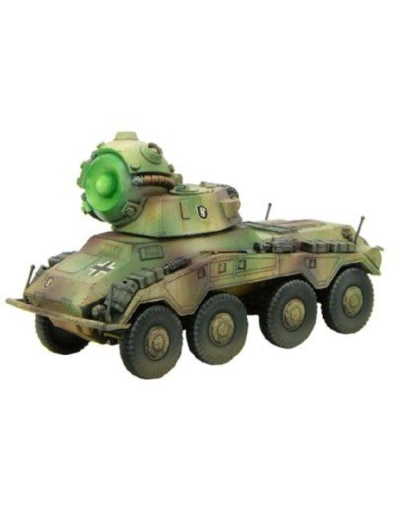 Warlord Games German Sd.Kfz 234/X Puma Armoured Car