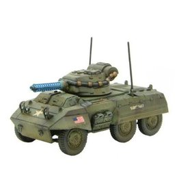 Warlord Games M8A3 Tesla Scout Armoured Car