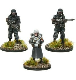 Warlord Games Specialist Medic Team