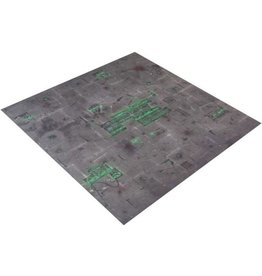 Game Mat 4'x4': Chem Zone