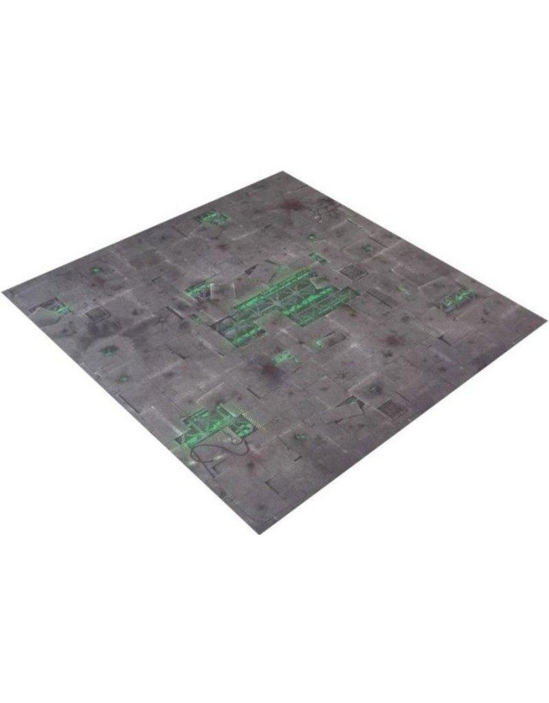 Game Mat 4'x4' G-Mat: Chem Zone