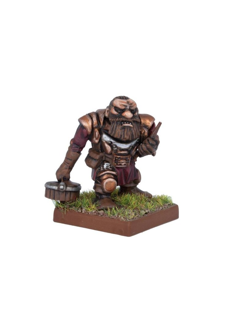 Mantic Games Dwarfs: Ironbelcher Cannon