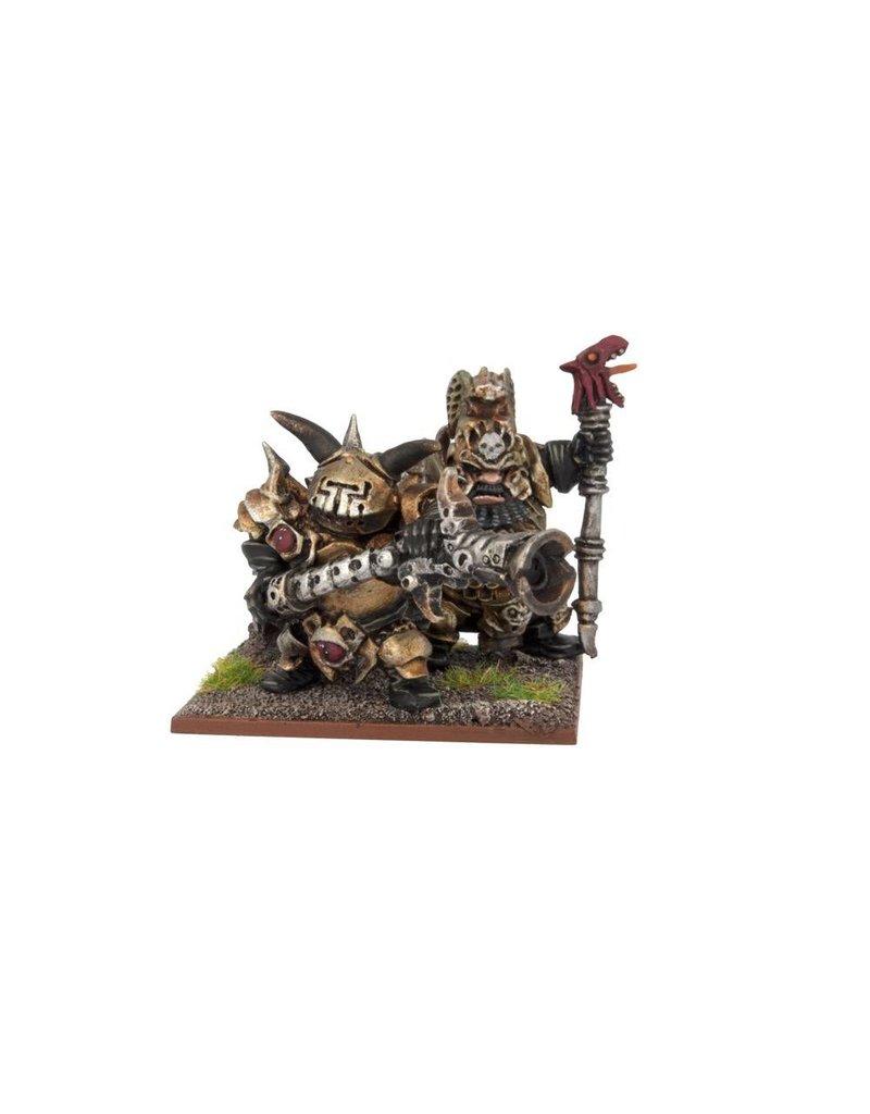 Mantic Games Abyssal Dwarfs: Dragon Fire Team