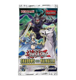 Konami Shadows in Valhalla Booster Pack