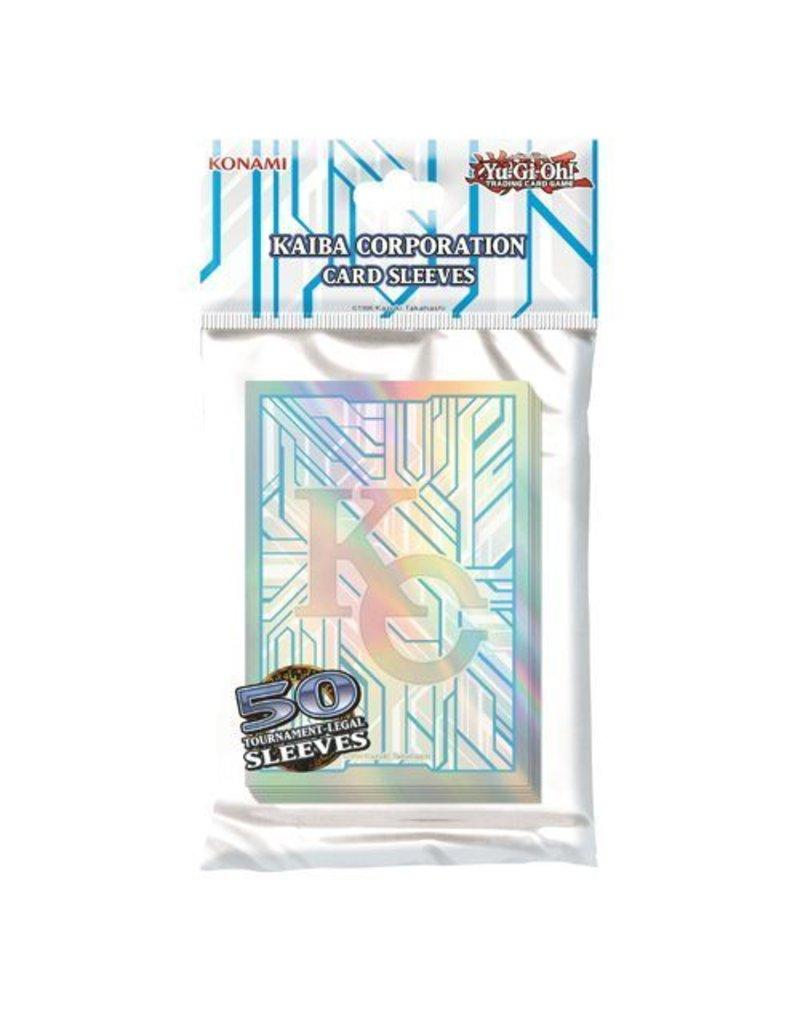 Konami Yugioh TCG Kaiba Corporation Card Sleeves